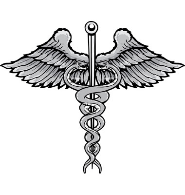 Symbol of healing tattoo styles