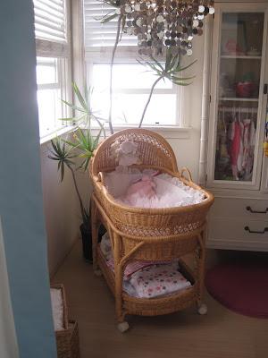 "GEORGE Interior Design: Baby Maynard's ""Nursette"" Reveal!"