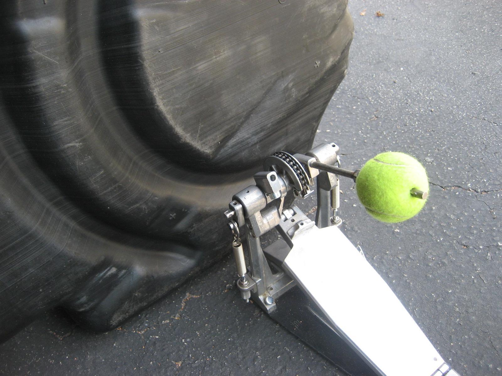 Motor Rhythms: Gas Tank Bass Drums