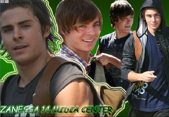 Zanessa 14 Midia Center /// Baixe aqui o s videos do Zac e da Vanessa!!!!