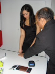 Colocando a Impressão digital  na documentação da Carteira da OAB