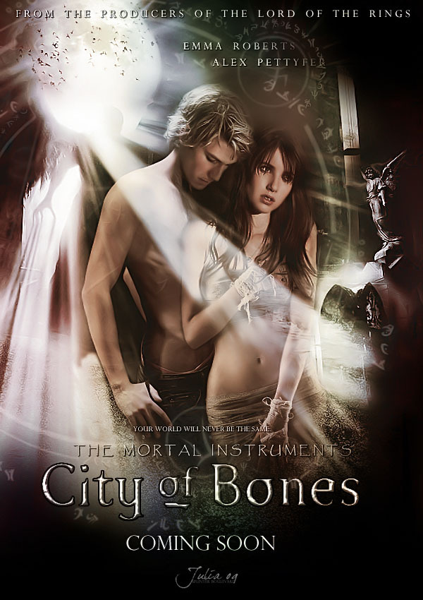 Jan 12, 2011 - Lily Collins to play Clary, and (possibly) Alex Pettyfer to