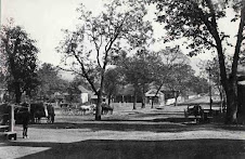 The Plaza in 1872