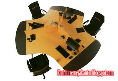 harga meja kantor