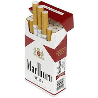 Dunhill cigarettes from UK