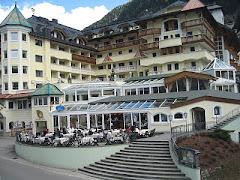 Post Hotel Ischgl Austria
