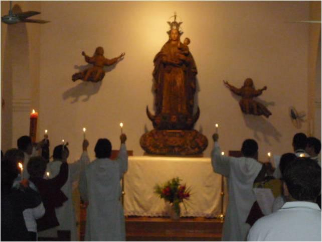 Monasterio Santa Maria de Fe