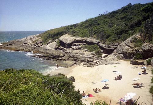 Brazil Index to the Naturist Beaches of Brazil