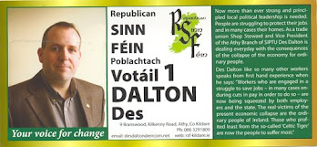 Download Des Dalton election leaflet...