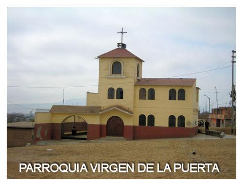 PARROQUIA VIRGEN DE LA PUERTA