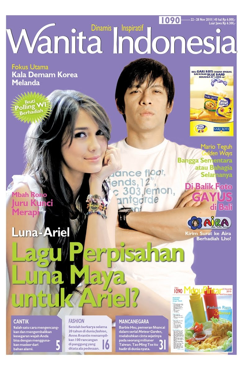 Tabloid Wanita Indonesia Edisi