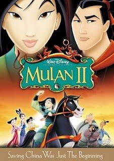 Filme Poster Mulan 2: A Lenda Continua DVDRip Dublado