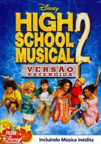 Filme high school musical 2   Dublado