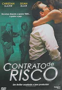 Filme Contato De Risco   Dublado
