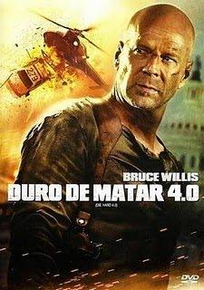 Filme Duro de Matar 4.0   Dublado