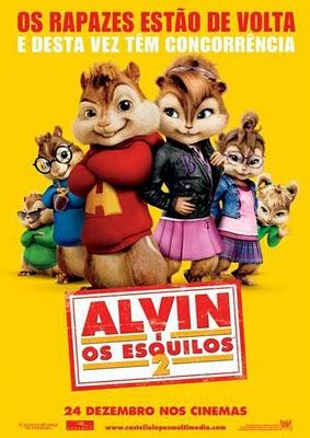 Filme Alvin e os Esquilos 2   Dublado