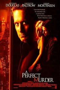 Filme Um Crime Perfeito   Dublado