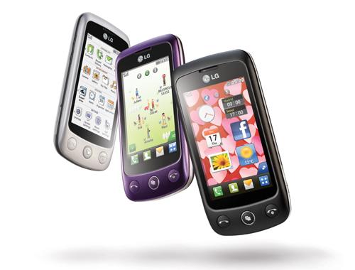 imagens para celular lg t300 - LG T300 LG Electronics Argentina LG