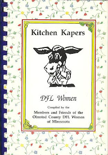 """Collectible Cooking """"Kitchen Kapers"""" by DFL Women of"""