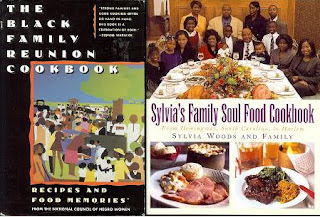 Collectible cooking the black family reunion cookbook the black family reunion cookbook sylvias family soul food cookbook yam pork chop skillet and golden brown macaroni and cheese forumfinder Choice Image