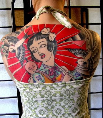 bodygirls tattoonew art