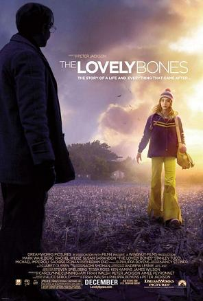 a review of alice sebolds novel the lovely bones Critics were horrified by the lovely bones,  while the novel allows readers  sitting through peter jackson's film of alice sebold's the lovely bones.