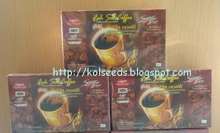 กาแฟผสมโสมสะกัด