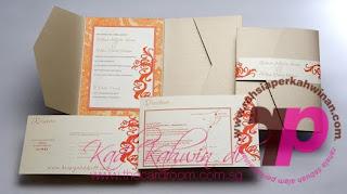 Kad Kahwin Dari Indonesia | Kad Kahwin | Wedding Card | kad undangan | kad jemputan | kad kawin | Kad Undangan Perkahwinan | Wedding invitation card