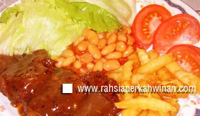 RESIPI MASAKAN STEAK | MALAYSIAN RECIPES, food recipes, Resepi, Resipi Masakan MALAYSIA