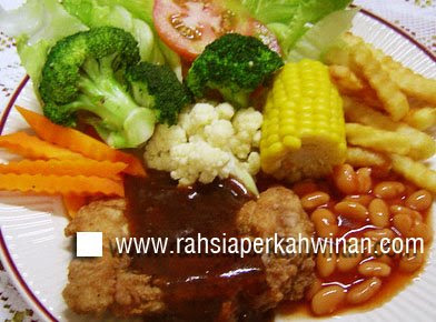 RESIPI MASAKAN CHICKEN CHOP | MALAYSIAN RECIPES, food recipes, Resepi, Resipi Masakan MALAYSIA 
