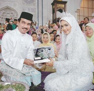 Perkahwinan Siti Nurhaliza & Datuk Khalid