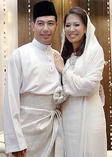 Perkahwinan Rusdi Ramli dan Sharon Paul