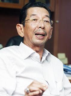 bekas suami Norish, Datuk Hashimuddin Abdul Kadir