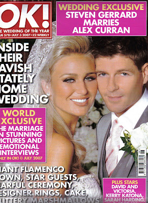 Liverpool's player Steven Gerrard is married to Alex Curran | Hollywood Gossip - Celebrity News, Pictures, and Rumors