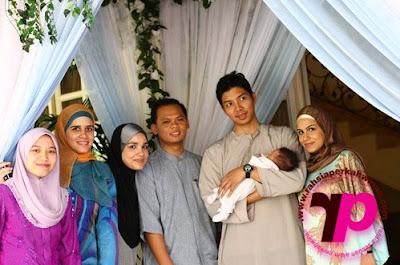 Gambar Aqiqah Anak Adik Wardina Saffiyyah | PERKAHWINAN, news, scandal, gossip, Weddings, Families, Divorces of Celebrities