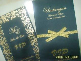 Gambar Kad Kahwin Mawi dan Ekin | Kad Kahwin | Wedding Card | kad undangan | kad jemputan | kad kahwin indonesia | kad kawin