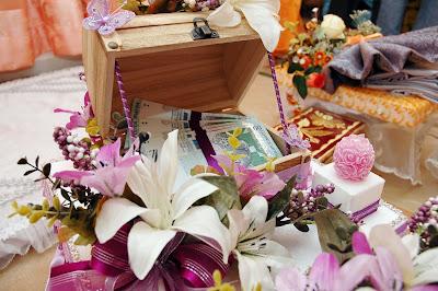 D'RENJIS   WEDDING FAVORS   wedding Gifts   Wedding Flowers   Hantaran Kahwin   Gubahan PERKAHWINAN