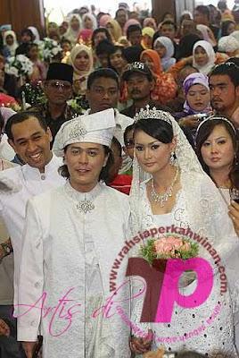 Majlis perkahwinan Tam Spider-Aida | PERKAHWINAN artis MALAYSIA, news, scandal, gossip, Weddings, Families, Divorces of Celebrities