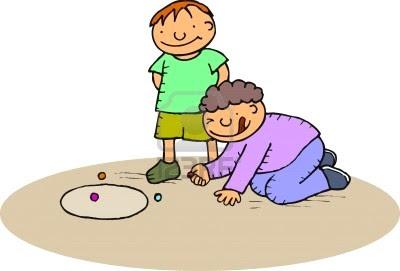 Juegos de nuestra infancia Canicas
