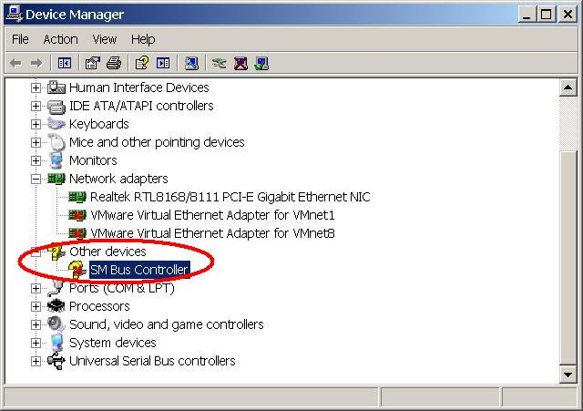 Windows xp hardware interrupts consumes gt 50 cpu hogging system