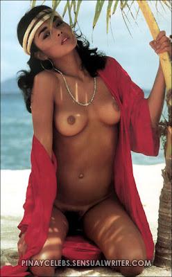 Agbayani nude tetchie