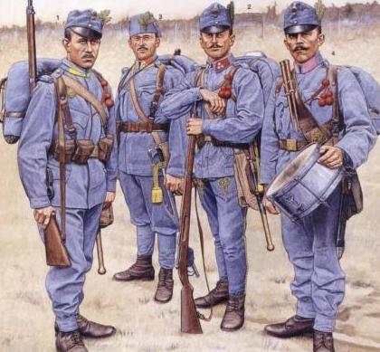 przemysl 1915 Austro-Hungarian+Soldiers
