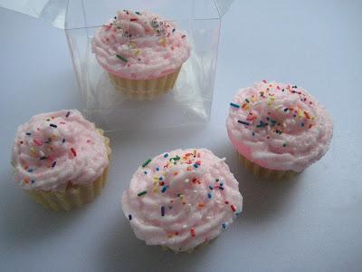 Mold Market Cupcake Soap Mold