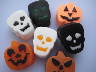 Fun Halloween Melt & Pour Soaps