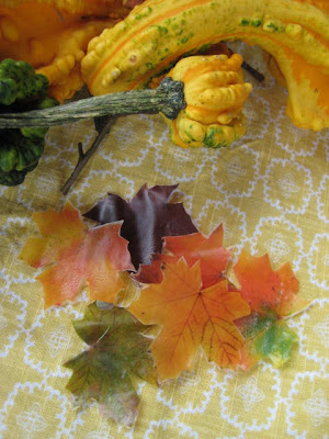 Autumn Soap Making Gifts