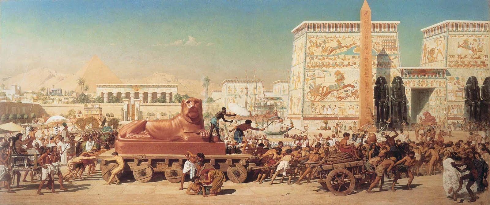 historia antiguo egipto: