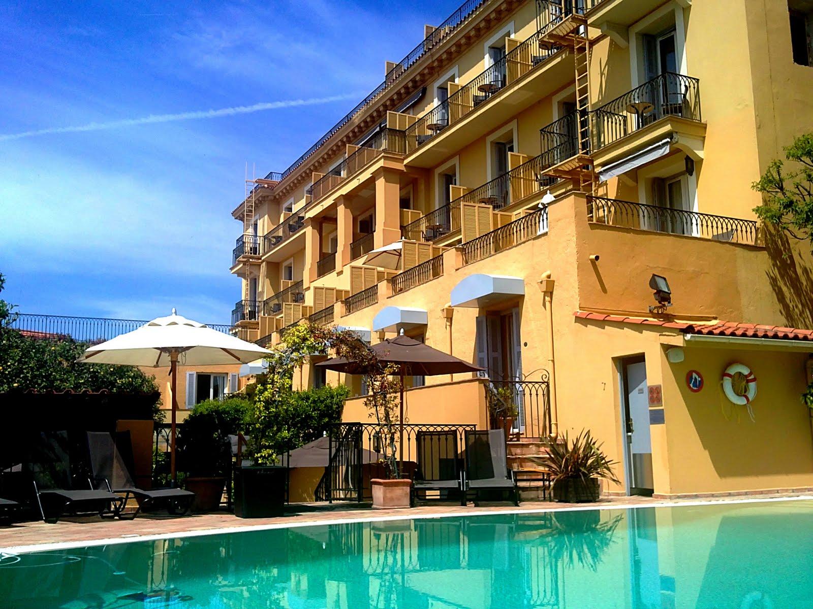 Keisuke matsushima notre partenariat avec l 39 h tel la for Nice hotel avec piscine