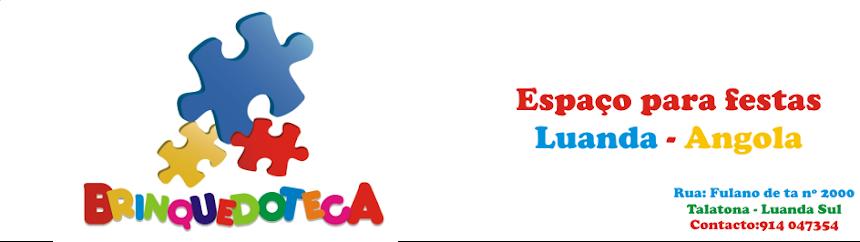 BRINQUEDOTECA Luanda (Angola), Festas, Decoração, Aniversário Infantil, Local para festas.