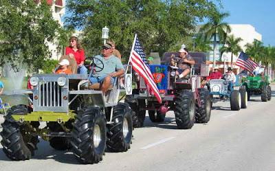 Naples Swamp Buggy Parade 2009