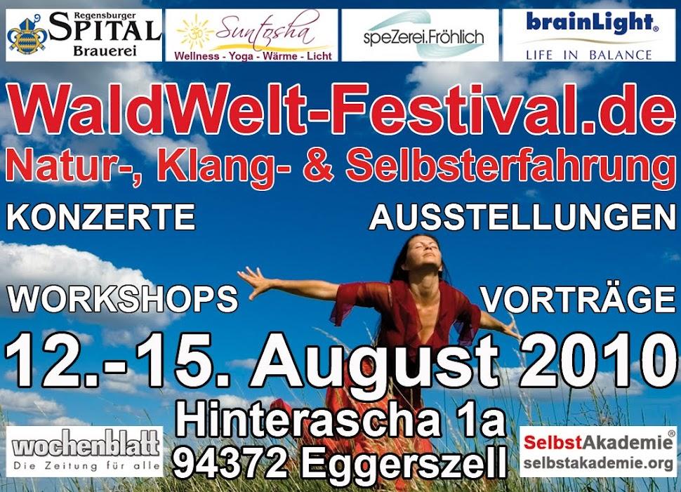 WaldWelt-Festival 2010